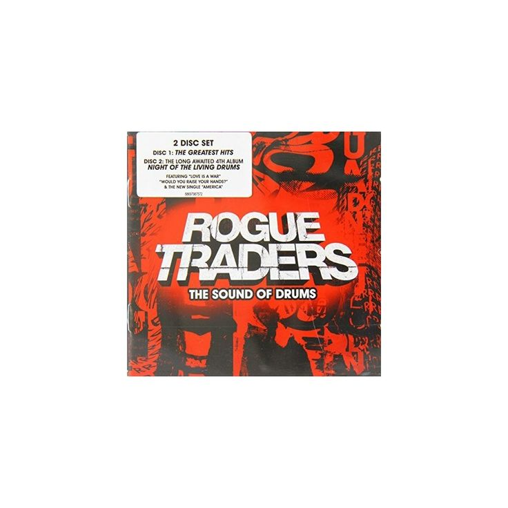 Rogue Traders - Sound of Drums (CD)