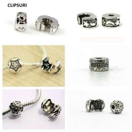 Charm ,clips ,talisman tip Pandora Bucuresti - imagine 2