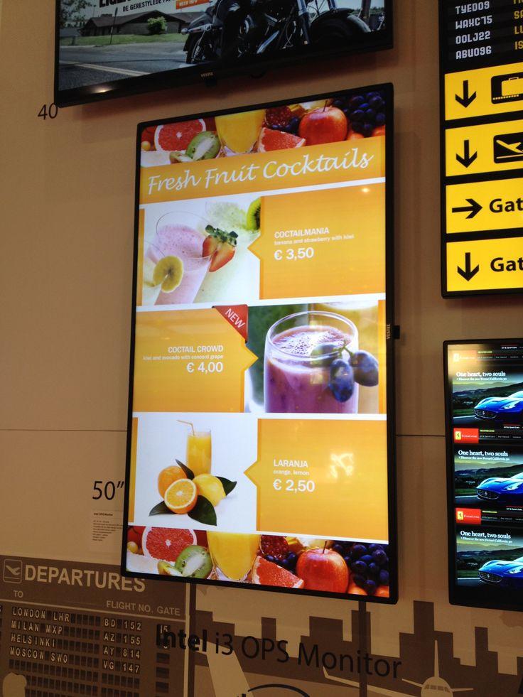 Digital Menù Board                                                                                                                                                                                 More