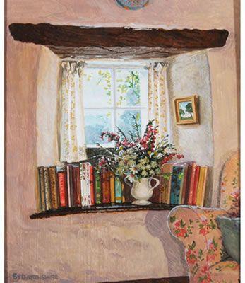 STEPHEN DARBISHIRE The Inglenook Window