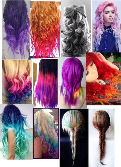 Hair dye *-*