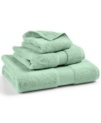 Hotel Collection Premier MicroCotton Wash Towel, Only at Macy's - Ivory/Cream