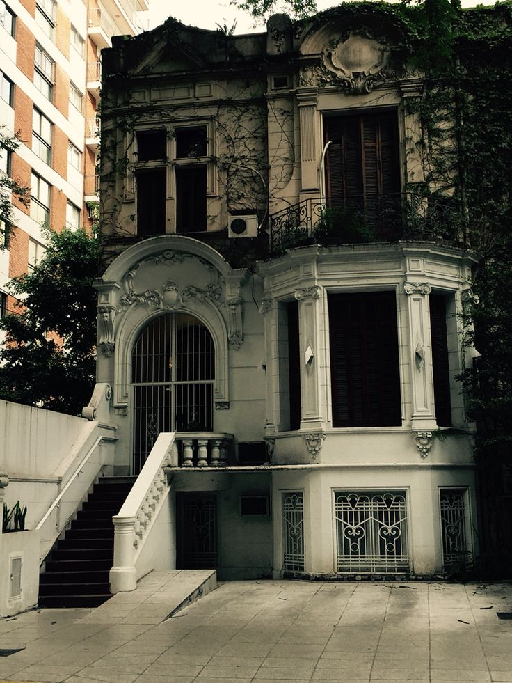 Beautiful townhouse in Buenos Aires.