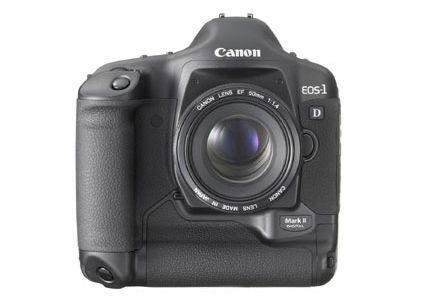 Canon releases world's fastest professional digital camera: EOS-1D