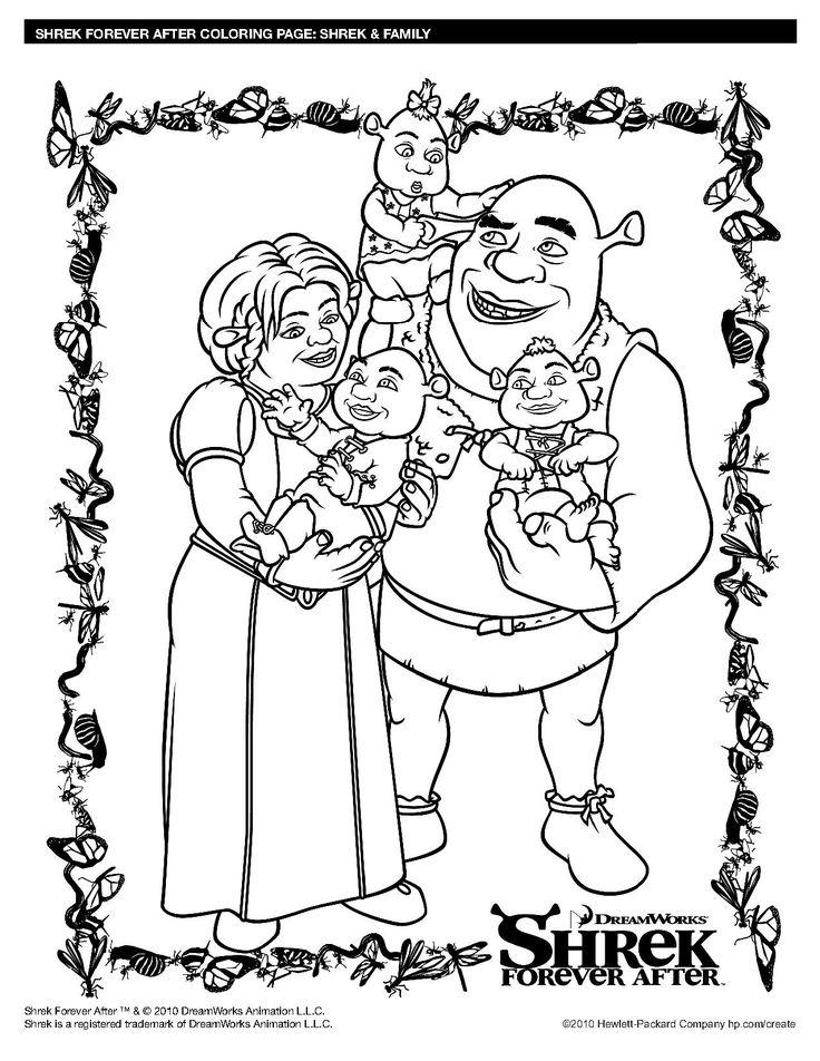 54 best shrek images on Pinterest Shrek Cartoon characters and