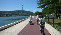 >> Voir le site de promotion touristique de Via-Rhona