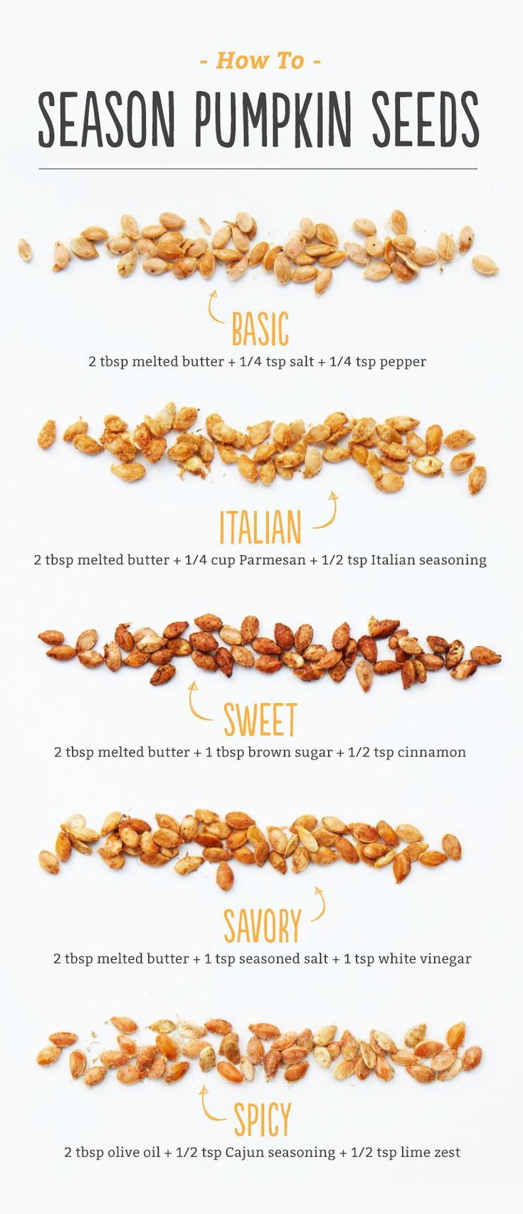Find our no-fail method for roasting pumpkin seeds and make a delicious…