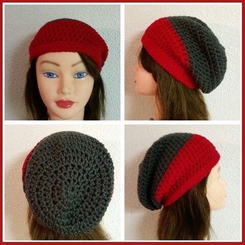 Tampa Bay Buckaneers colored slouchy hat