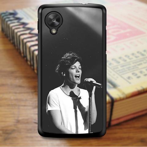 Louis Tomlinson Boyband Singer One Direction Louis Nexus 5 Case