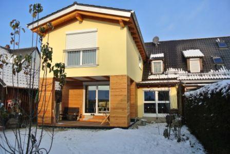 Blog 5) Holzständerbauweise: Fertigstellung und Ergebnis | Holzbau Ellwanger