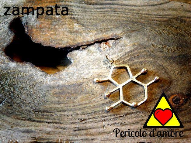 Ciondoli - XHMEIA Nepetalattone ciondolo - un prodotto unico di zampata su DaWanda