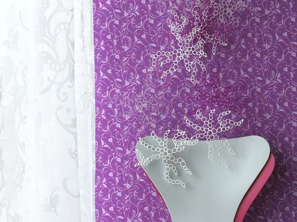 Verve Designer Collections - Twilight 371156  This could possibly be a bit much, but it would be worth trying :)