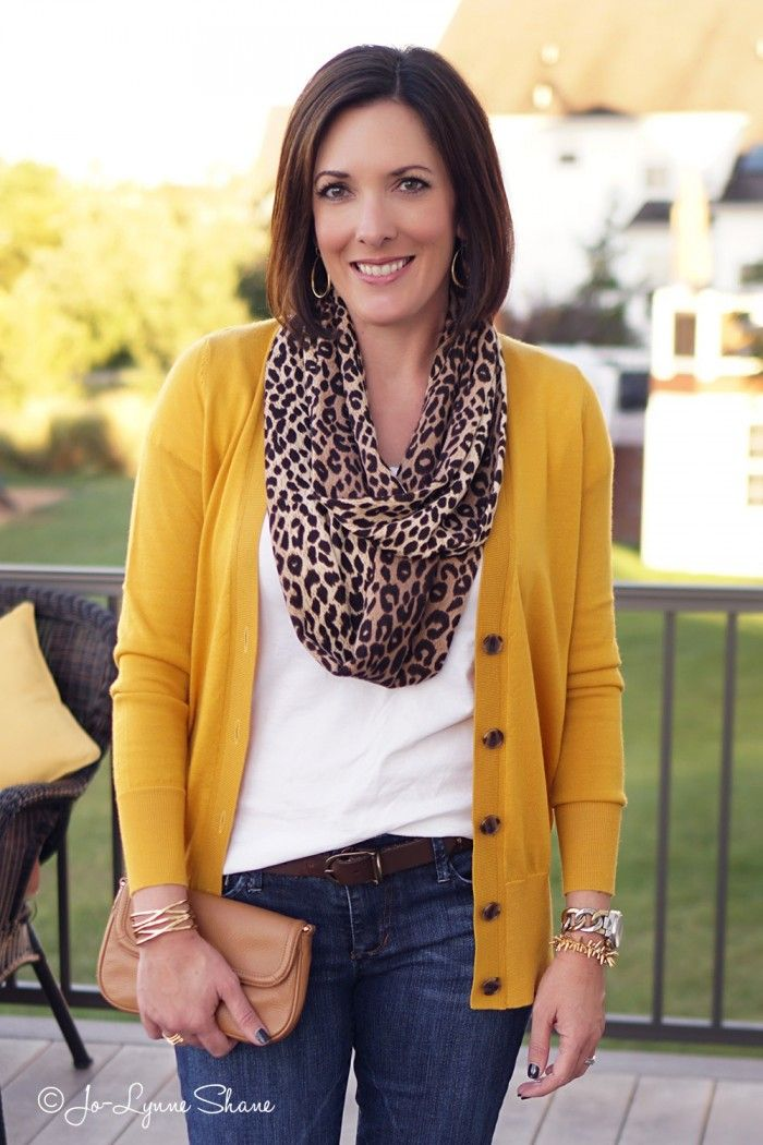 Fashion for Women Over 40: How to Wear Bootcut Jeans for Fall 2015