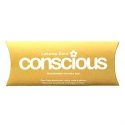 Want to try this Lucuma Gold Chocolate (40g) Conscious Chocolate dairy free, gluten free, raw, handmade and hand wrapped chocolate bar that is free from pesticides, dairy, soya and gluten. It has a low GI and GL making it suitable for diabetics as it is naturally sweetened with agave nectar.