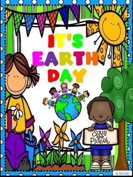 Common Core aligned, cute printables for Earth Day!This product includes the following:* Earth Day picture cards, and Vocabulary Cards Pp. 3-6* Earth Day informational booklet {color and black-n-white}, Pp. 7-34* Vocabulary practice {writing and cut-n-paste}, Pp. 35-37* Earth Day T-Chart {cut-and-paste}, Pp. 38-39* Earth Day Writing Templates, Pp. 40-41* Earth Day Addition to 20 (color by sum), Pp. 42-43* Earth Day Subtraction to 10, (color by difference) Pp. 44-45* Basic Craft (Earth Day…
