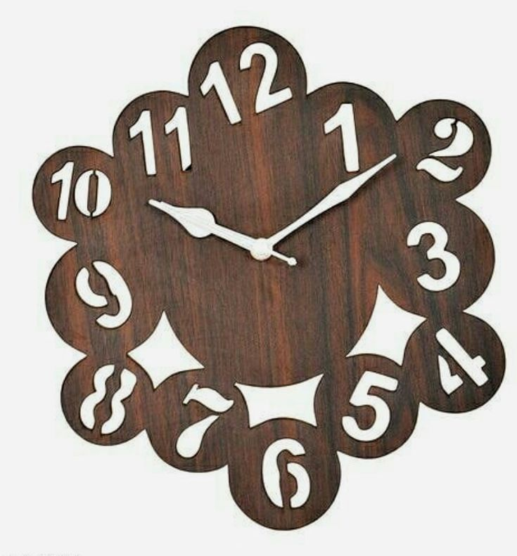 17 Diy Wall Clock Designs That Can Beautify Your Home Minimalist Wall Clocks Wall Clock Design Diy Wall
