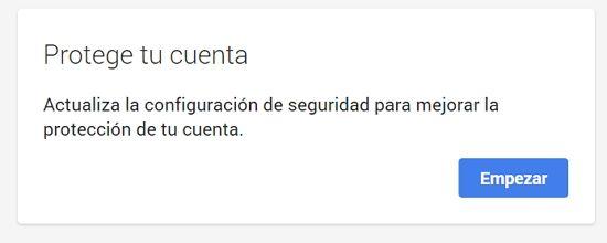 ONE: Google agrega una nueva sección en la pestaña de seguridad de configuración de la cuenta