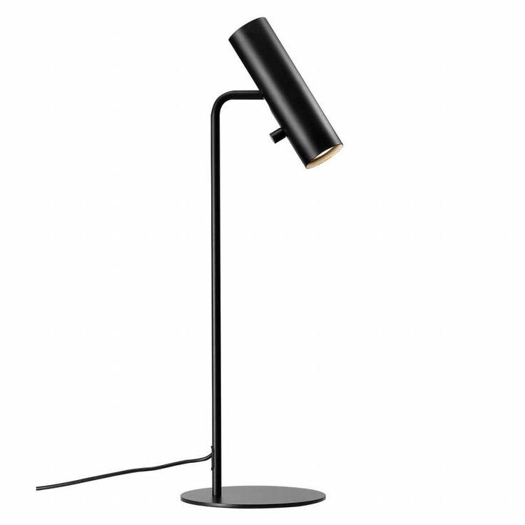 Nordlux MIB 6 - Tafellamp - Zwart - Online te koop bij DUURK, het beste voor elk interieur