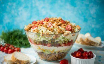 Zdrowa Salatka Bez Majonezu Top 10 Najlepszych Przepisow Na Salatke Ktora Nie Pojdzie W Biodra Culinary Recipes Food And Drink Cooking Recipes