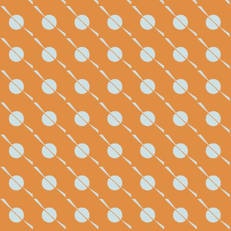 Vilde-ob fabric by miamaria on Spoonflower - custom fabric