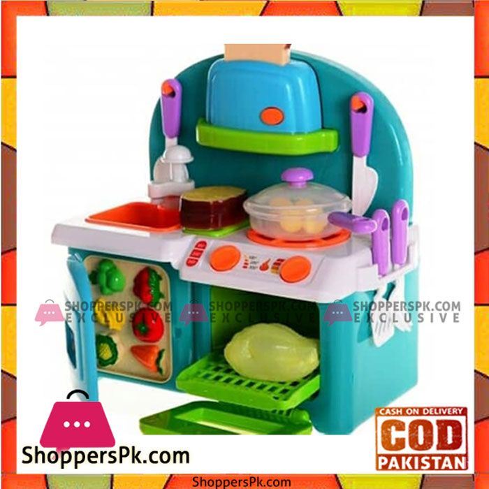 Buy Kitchen Mini Kitchen Series Toy For Kids At Best Price In