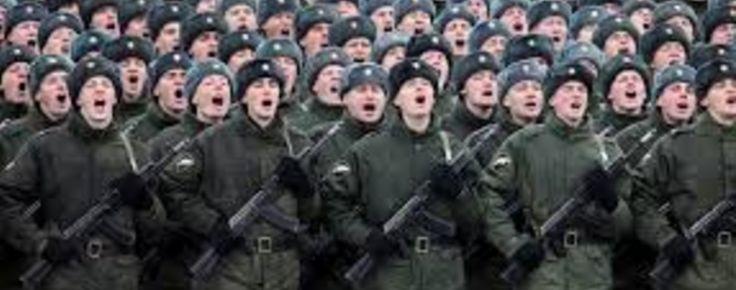 RUSSIA se prepara para A GUERRA, e o alvo é ISRAEL. – RedeBrasil.NET