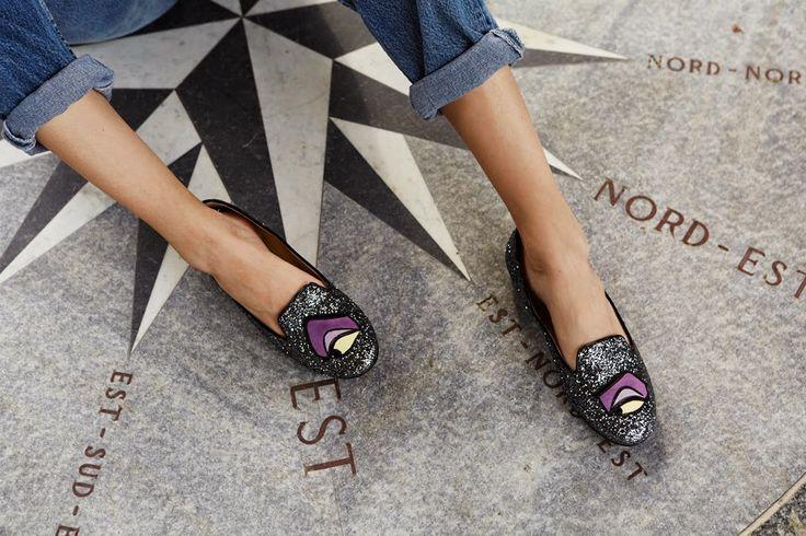 Trend Flakes: Chiara Ferragni Shoes // Maleficent Slippers