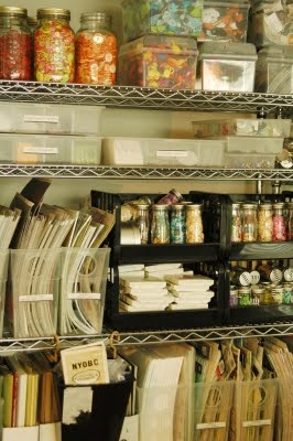 Crafting organization