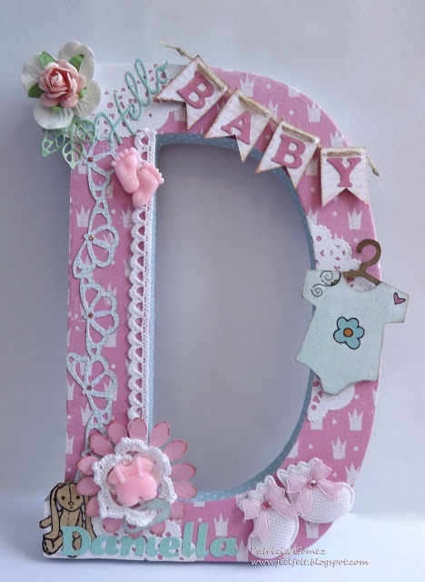 Decorated Letter