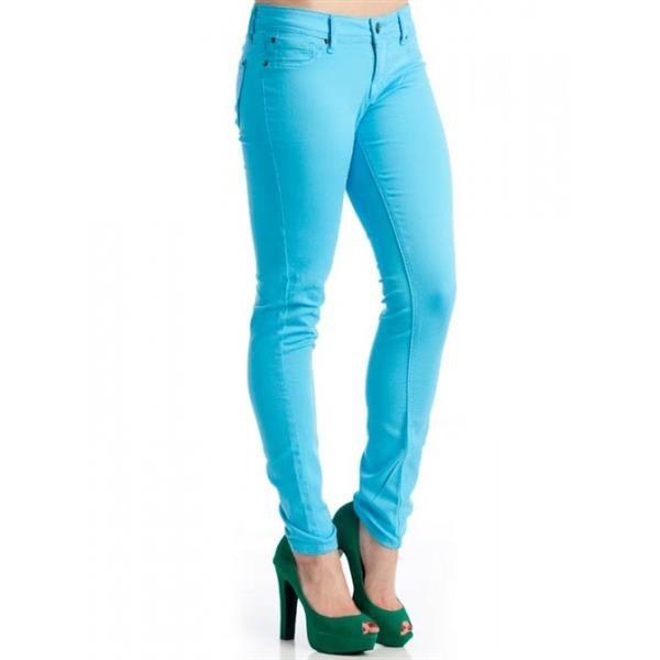 Магазины где можно купить цветные узкие штаны