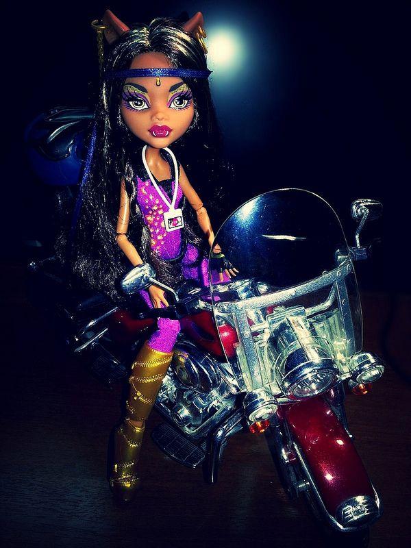 Claudie2:moto