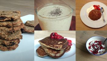 5 x havermout recept || we all love oats…