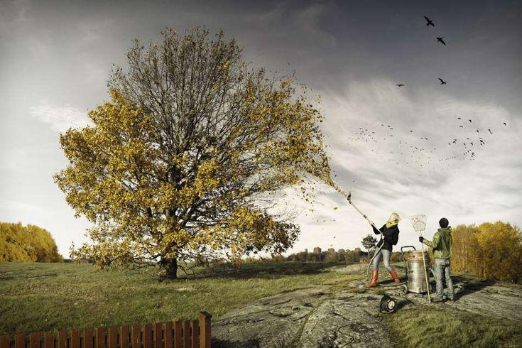 Extraordinary Photomanipulations by Erik Johansson