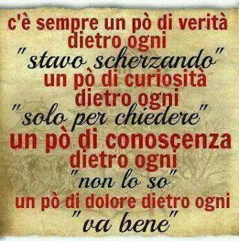 #frase #verità