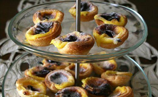 Recette de Pasteis de nata - i-Cook'in