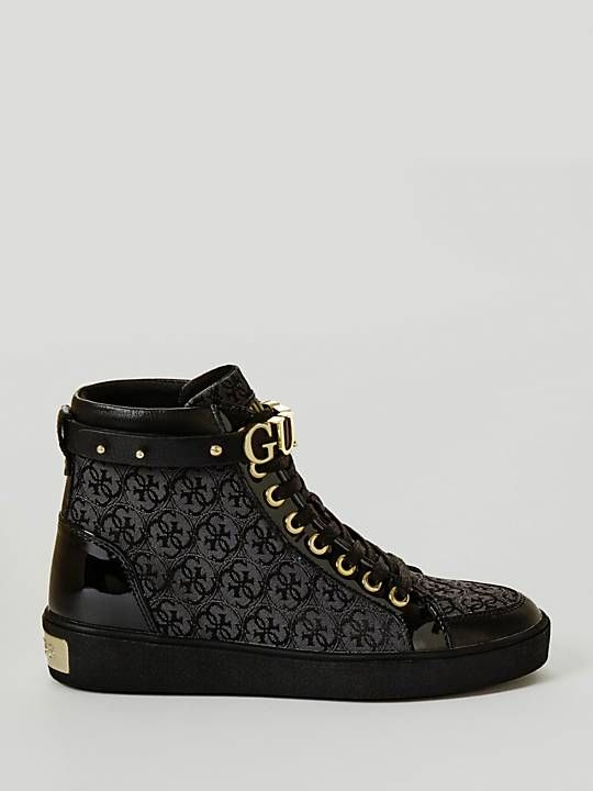 GRACELY LOGO WEDGE SNEAKER  c80847b4f02