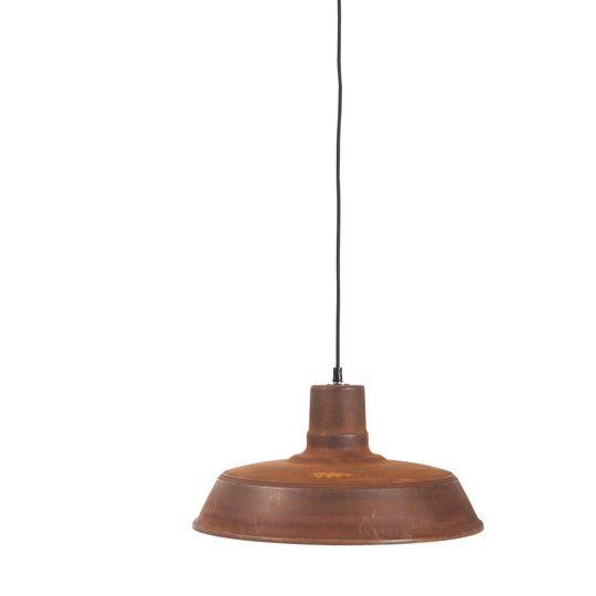 Lampa wisząca RUSTY L