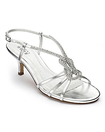 JOANNA HOPE Sandals Extra Wide EEE Fit