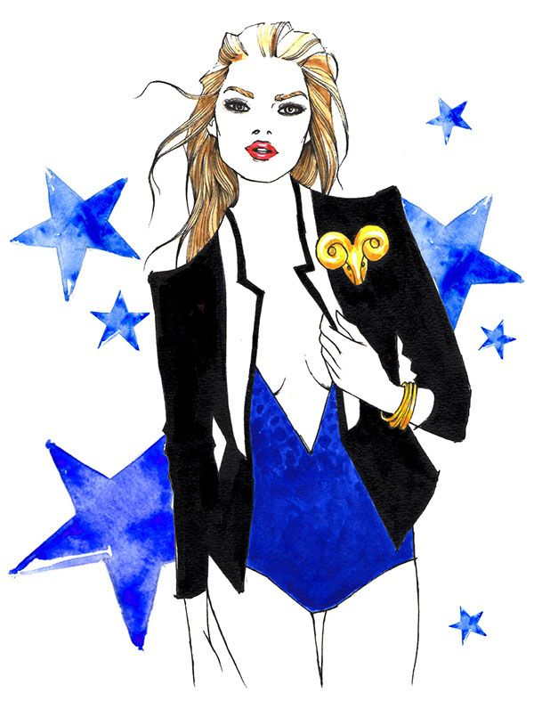 Image result for aries magazine drawings