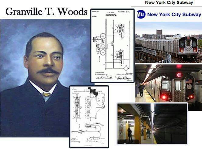 a biography of granville t woods an assiduous african american inventor Reproduction of a portrait of african american inventor granville t woods  woods was born in columbus, ohio in 1856 from 1884 to 1890 he and his  brother.