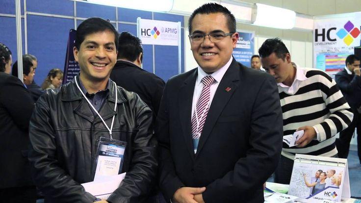 Expo TIC's y Seguridad 2016 en el Centro de Convenciones Banamex