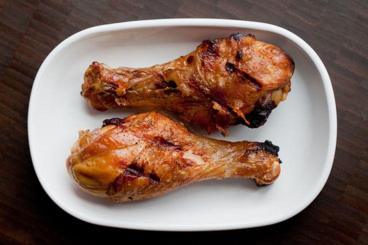 Simple Grilled Chicken Drumsticks