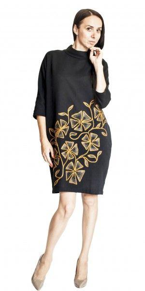 0bfd119cf54b Платье ХП141 от интернет магазина магазин авторской одежды Татьяны Савосиной