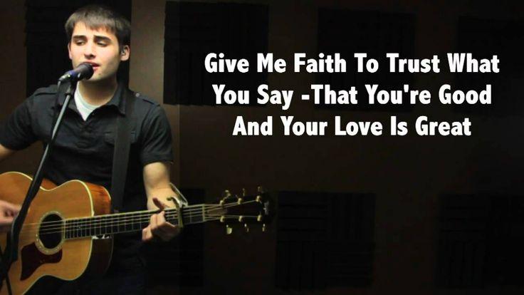 Give Me Faith - Elevation Worship (With Lyrics) (+playlist)