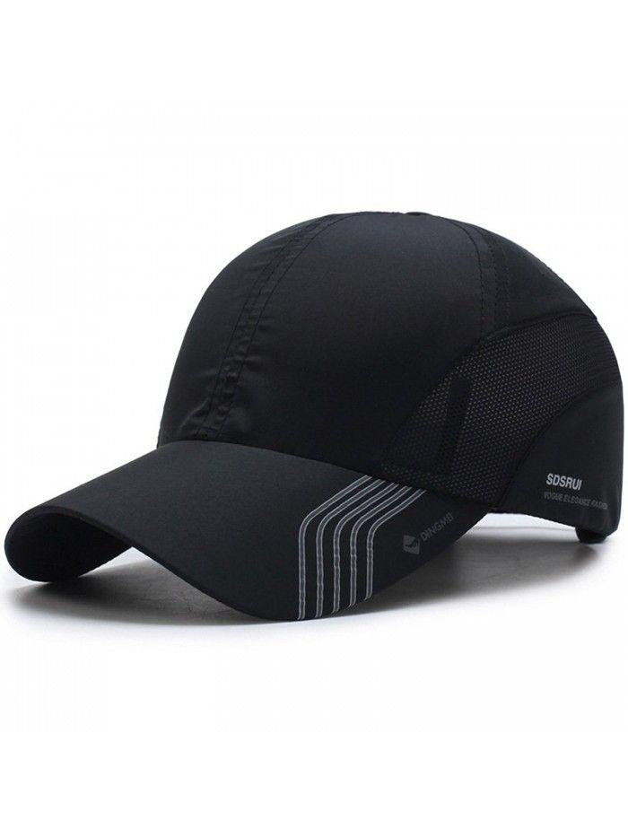 Xmly Super Cool Breathing Mesh Weight Light Baseball Cap 23 Black Ci185qe22wz Hats For Men Cap Men Fashion Mens Caps