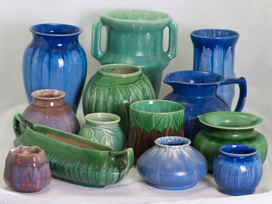 Melrose by Hoffman Pottery