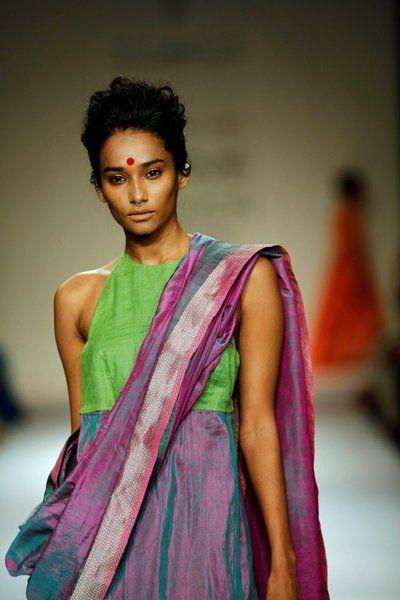 Farebná a výstredná. Taká je indická móda | Móda a krása | zena.sme.sk
