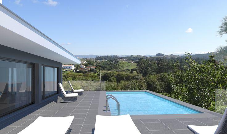 Fantástica Moradia V3 c/ de terreno de 5.300 m2 - a 15 min. de praias. - Situada em zona rural, muito sossegada e ao mesmo tempo perto da cidade e praias.