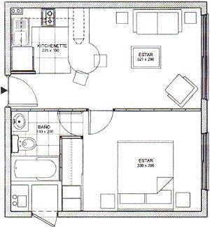 Planos De Casas Y Departamentos Proyectos De