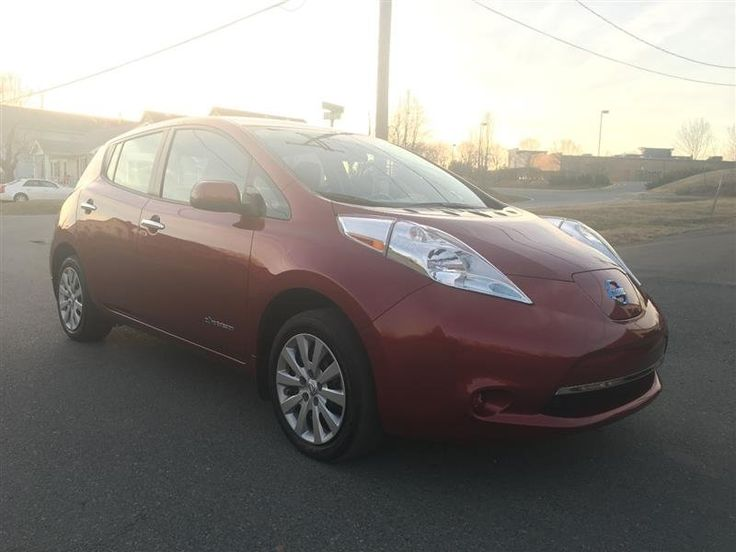 Used 2015 Nissan Leaf S Hatchback for sale near you in Fredericksburg, VA. Get more information and car pricing for this vehicle on Autotrader.